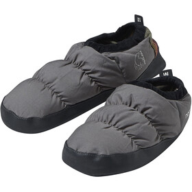 Nordisk Chaussures duvet - Chaussons - Bungy Cord gris
